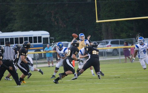 Controlled Football Scrimmage: THS vs. IAHS  (Hi-Times)