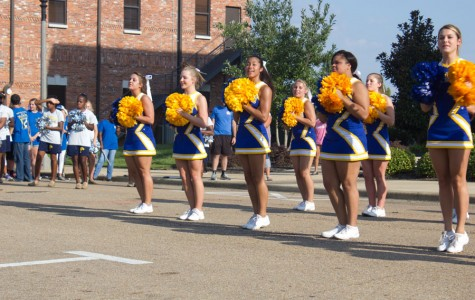 Community Pep Rally (Hi-Times)