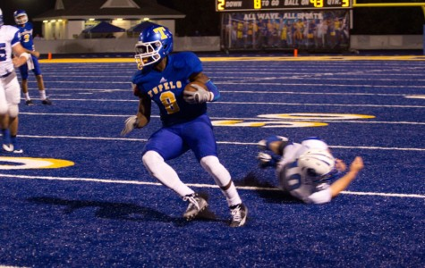 Football: Tupelo vs. Saltillo (Hi-Times)