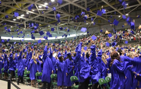 THS Graduation 2015