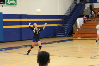 Lady Wave Volleyball vs. New Albany 8.18.15