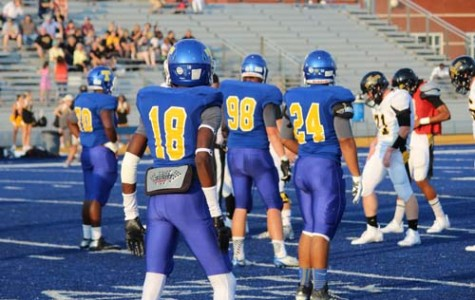 Tupelo Football vs. Itawamba – Jamboree 8.14.15