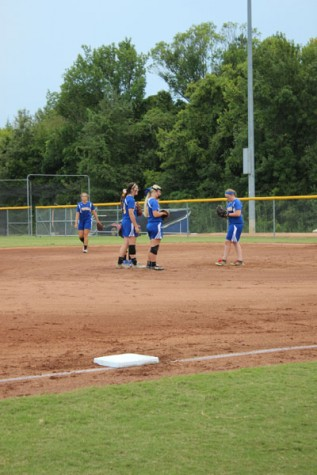Lady Wave Softball vs. Tishomingo 8.18.15