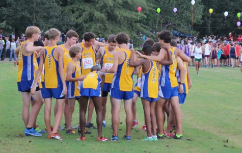 Tupelo Cross Country Chickasaw Invitational 9.12.15