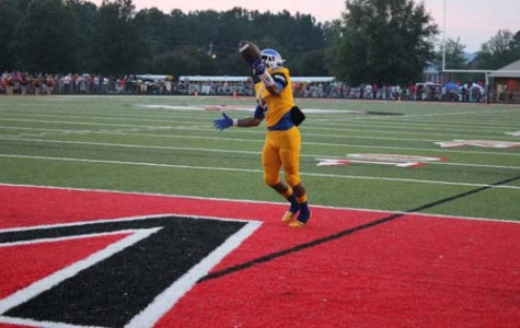 Tupelo Football vs. Corinth 8.28.15