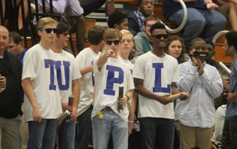 Tupelo vs. Columbus Pep Rally - The Album