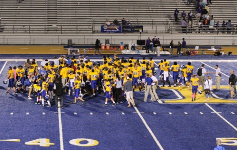 Tupelo Football vs. DeSoto Central 10.23.15