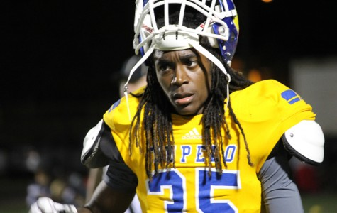 Tupelo Football vs. South Panola 10.16.15