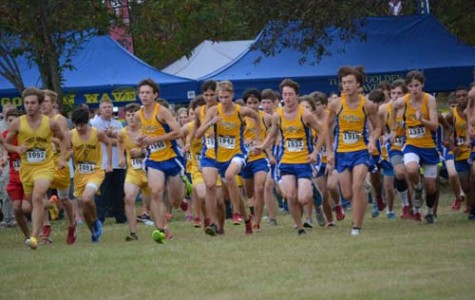 Tupelo XC at Pontotoc Invitational