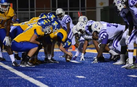Tupelo Football vs. Desoto Central