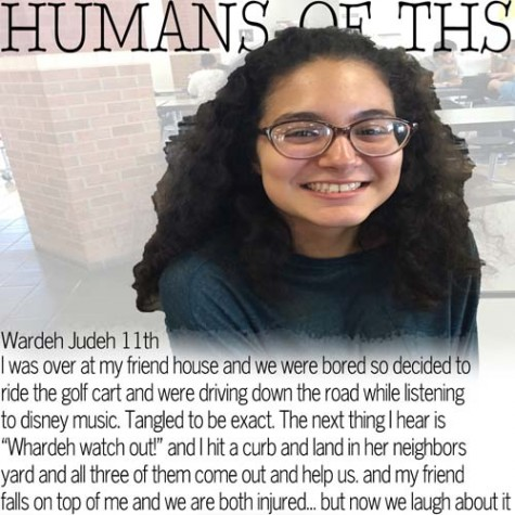 Humans of THS
