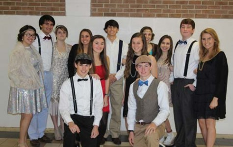"AP English III Celebrates ""The Great Gatsby"""