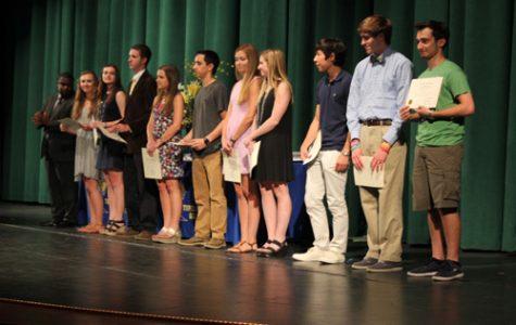 THS Senior Awards Day