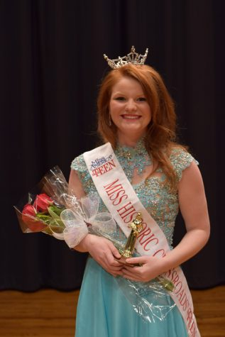 Kaylin Costello's path to pageant fame