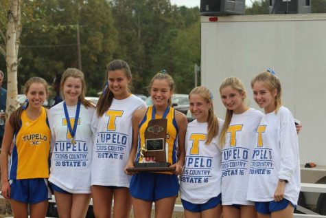 Cross Country State Meet 11.7.16