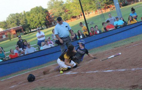 Lady Wave Softball v. East Union 8/24/17