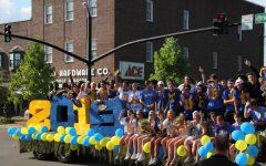Homecoming Parade and Pep Rally at FairPark