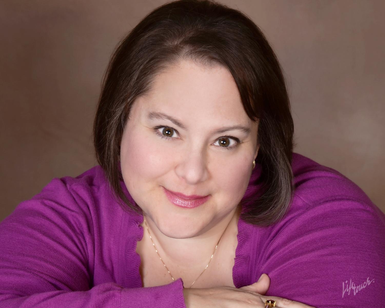 Allana Austin teaches Theatre at THS.