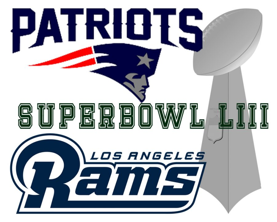 The+Los+Angeles+Rams+and+the+New+England+Patriots+are+set+to+compete+in+Super+Bowl+LIII+on+Sunday%2C+February+3%2C+2019.