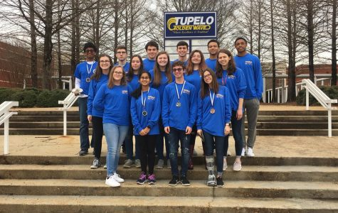 Math and Science Competitions heat up at THS