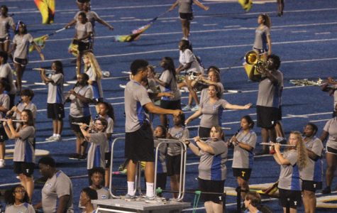 Marching Band Fall Spotlight
