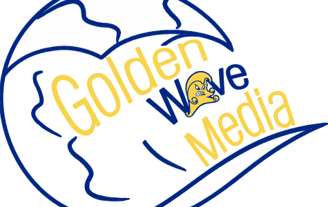 Golden Wave Media Logo color