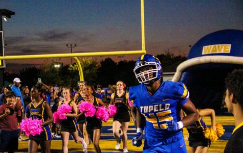 Football V. Olive Branch October 4, 2019