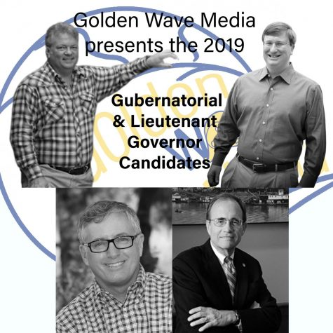 Golden Wave Media Gubernatorial issues questionnaire