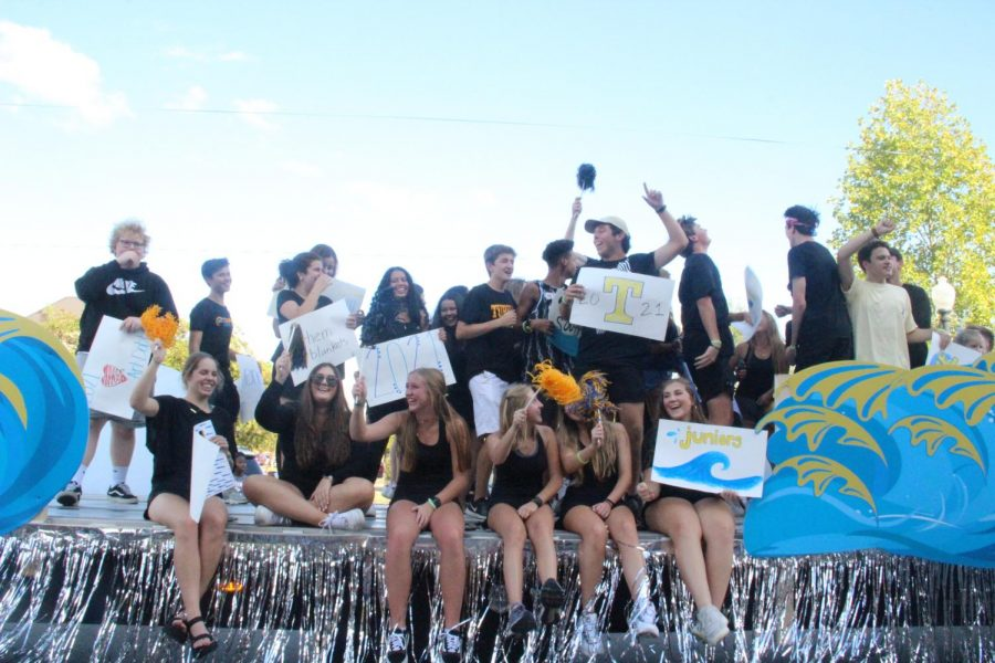 The junior class of 2021 show why they are first in everyone's hearts