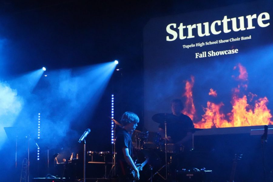 Structure holds first showcase in the Performing Arts Center.
