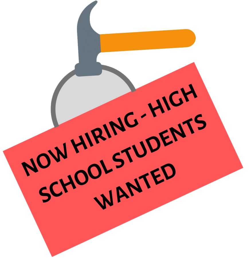 Now Hiring for High School Students