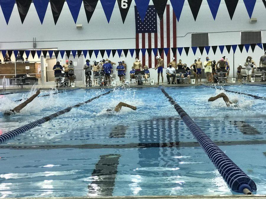 Tupelo swim meet, September 15, 2020