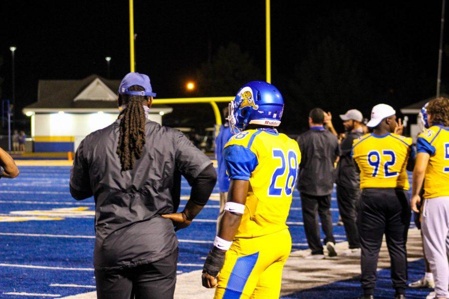 Coach Stokes & Jacob Cox