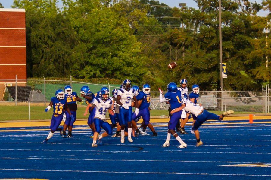 9th Grade Football v. Saltillo September 14, 2020