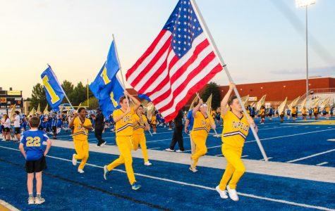 Tupelo Varsity Football v. West Point Sept 11, 2020