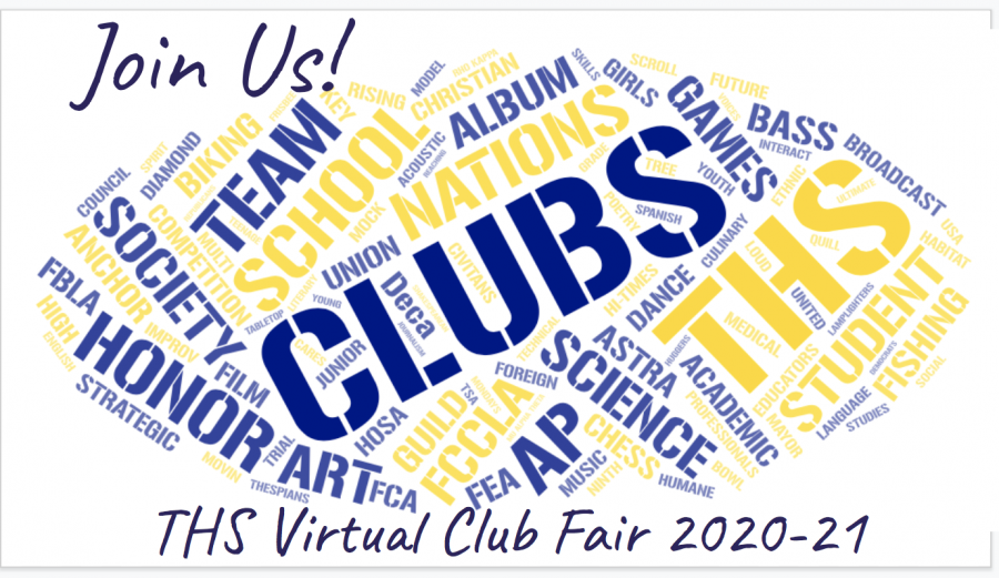 THS Virtual Club Fair