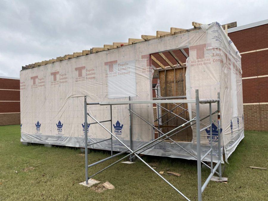 A High School Builds a Tiny House