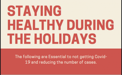 Stay healthy (and safe) during the holidays.