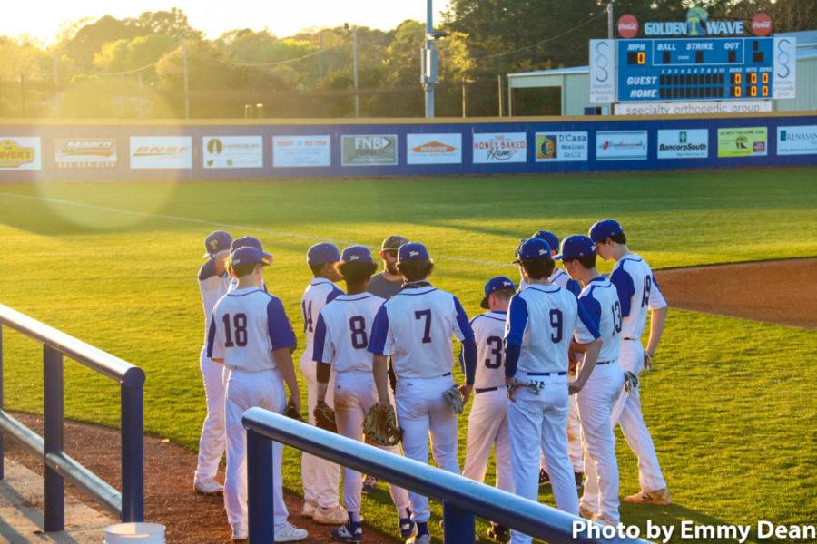 9th Grade Baseball v. Lewisburg March 29
