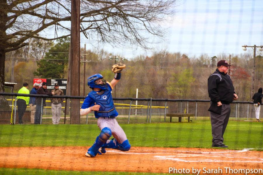 Junior Varsity Baseball v. Itawamba AHS March 20.