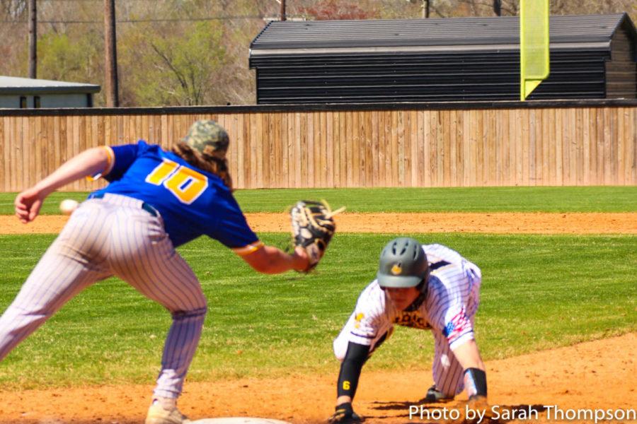Varsity Baseball v. Itawamba AHS March 20