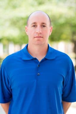 Coach Chris McCrory