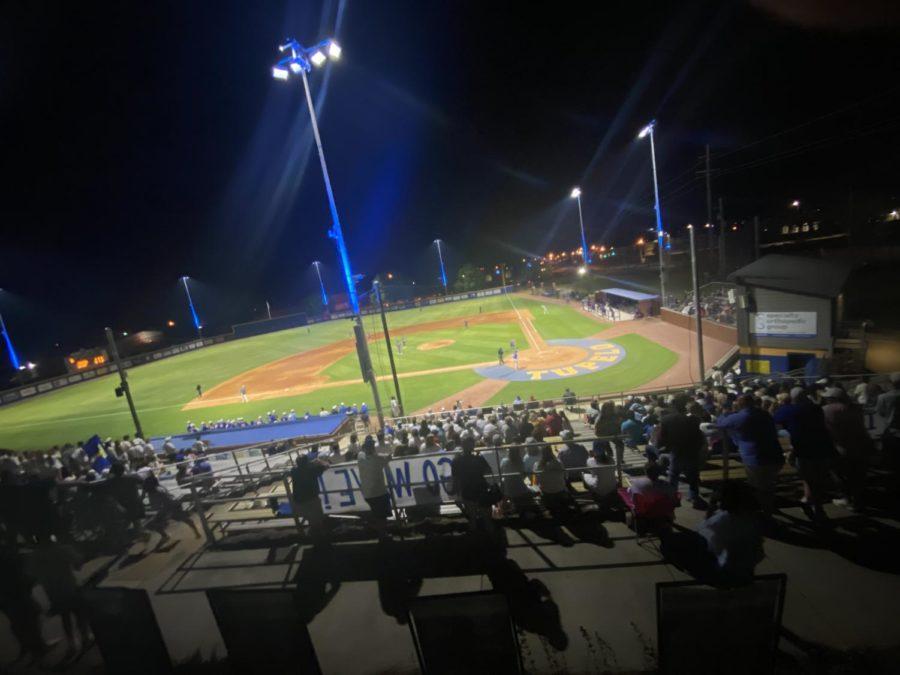 Tupelo Baseball Vs Desoto Central