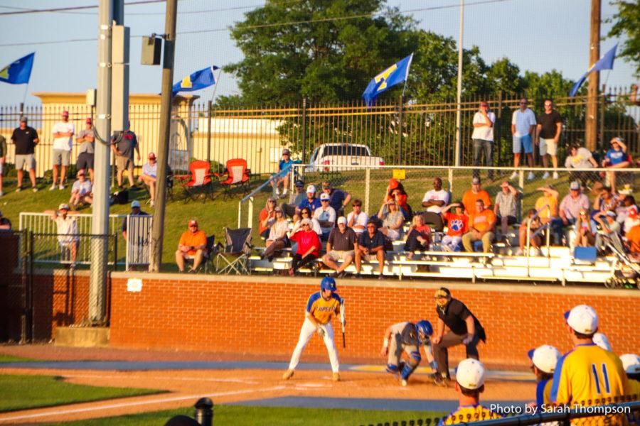 Varsity Baseball v. Madison Central May 25