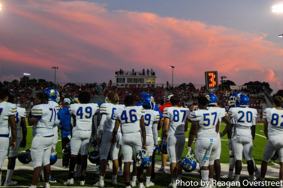 Golden Wave Football v. Lafayette Commodores August 27