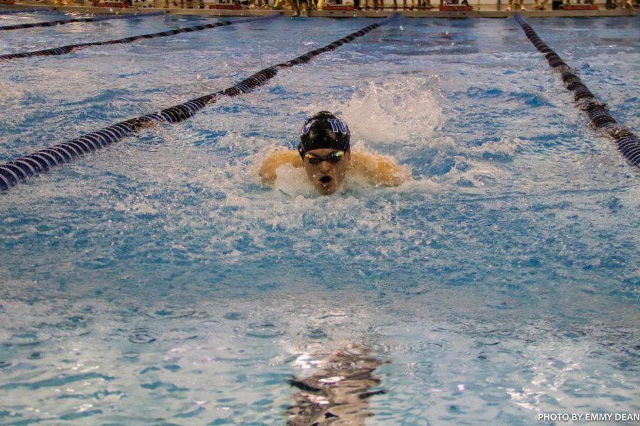 Tupelo Swimming Team