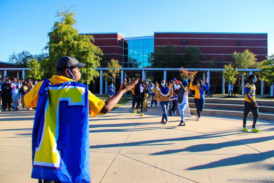 School Wide Dance Party Held at Tupelo High