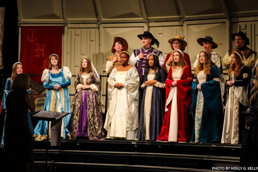 Madrigals hold preview concert
